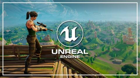 imagem curso unreal engine