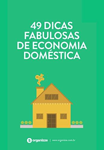 imagem ebook 49 dicas de economia doméstica finanças pessoais